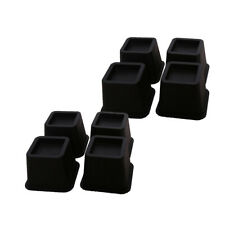 8Pcs Sofa Riser Chair Riser Furniture Risers Bed Lifter Height of 3 Inch
