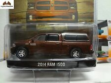 Greenlight 2014 Dodge RAM 1500 Work Truck with Camper Shell - HOBBY Exclusive