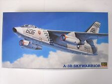 Hasegawa A-3B Skywarrior 1:72 Scale Model Airplane Kit #04041