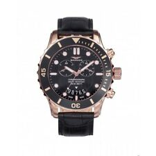 Reloj Sandoz 81391-57 swiss made diver 200m gold (1 año de garantia)