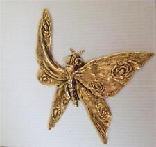 55243        Victorian Mandolin Brass Oxidized Jewelry Finding