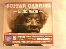 COFFRET CD + DVD / GUITAR GABRIEL / THE BEGINNING OF THE MUSIC MAKER STORY /NEUF