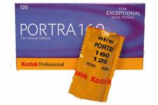 Kodak Portra 160 120 Film - Ultra fine grain Negative film