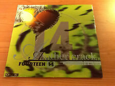 """12"""" MIX FOURTEEN 14 ANOTHER CRACK IN MY HEART DUE 00.08  EX-/EX- ITALY 1996 BXX"""