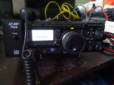 Yaesu FT-897 + AT-897 Plus Antennentuner