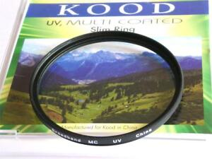 KOOD 55MM MULTICOATED SLIM UV PROTECTION MC FILTER