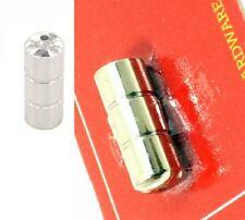 CHROME Modern Cord Weight Roman Blind Light Bathroom Light Pull Vertical Switch
