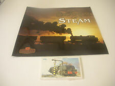 Set Castella In Search Of Steam Cards + Original Empty Album
