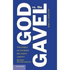 God vs. Gavel 2e Hamilton Cambridge University Press . 9781107087446 Cond=VG:USD