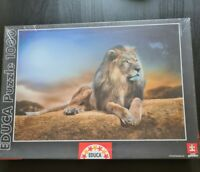 New and Sealed Educa  16392 'His Majesty' 1000 piece Jigsaw puzzle