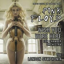PINK FLOYD'S WISH YOU WERE HERE FOR CHAMBER ORCHESTRA: LTD ED ON SPLATTER VINYL#