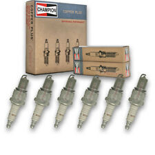 6 pcs NGK Standard Spark Plugs for 1962-1968 Chevrolet Chevy II 4.1L 3.8L co