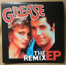 "Olivia Newton John/ John Travolta - ""Grease. The Remix EP"" 98 CD. Summer nights"