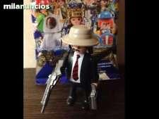 playmobil sobre sorpresa serie 7 5537 gánster