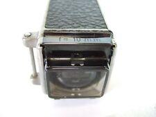 BOLEX Viewfinder for non-reflex H16 c/w 10mm Attachment Missing eyepiece lens