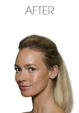 1x St Tropez Self Tan Express Bronzing Face Sheet Mask - Light up to Dark Bronze