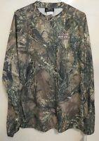 Large Jack Link's True Timber Mens Long Sleeve Camo Hunting Shirt TT405  Links