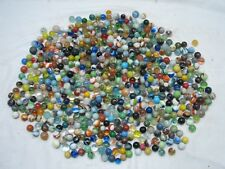 Huge Estate Lot Marbles Clay Shooter Ox Blood Aggie Swirl Onionskin Agate