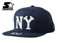Starter Black Label Snap Back Cap NEW YORK BLACK YANKEES