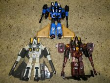 Transformers Generations CHUG Coneheads Seeker Lot Dirge Ramjet Thrust Figures