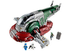 Lego Star Wars Ultimate Collector Series UCS: Slave 1 (75060) (Han Solo, Boba)