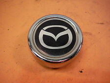 Miatamecca Used Hub Cap Steel Wheel Fits Some 90-97 Mazda Miata MX5 OEM
