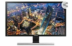 Samsung U28E590D 28-Inch 4K LED GAMING MONITOR (3840 x 2160, UHD, 1 ms)