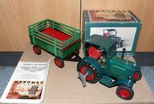 Kovap 1/25 tracteur Hanomag R40 + remorque