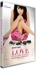 DVD *** LOVE ET SES PETITS DESASTRES *** Brittany Murphy ( neuf sous blister )