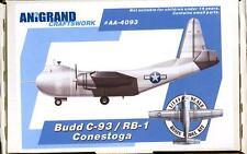 Anigrand Models 1/144 BUDD C-93 RB-1 CONESTOGA U.S. Navy Transport