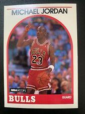 Michael Jordan 1989/1990 NBA Hoops Basketball No 200