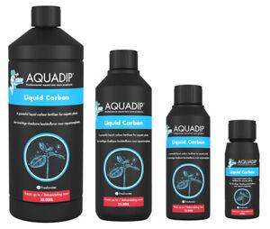 AQUADIP LIQUID CARBON Fertilizer Aquarium EasyCarbo CO2 Fish Tank Plant Growth