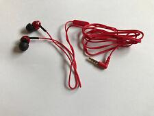 Sony MDR-EX110LP Ohrhörer *Rot*