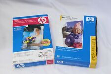 2 HP Premium Plus Photo Paper 100 Sheets