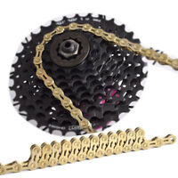 Mountain Bike Road Bicycle Chain 9/10/11 Speed Bicycle Link Replacement Parts