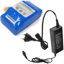 Kit Batteria A Litio 36V 4400 mAh Per Ricambio Hoverboard Balance + Alimentatore