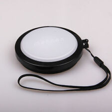 67mm White Balance WB Lens Cap For Nikon D90 D300s D7000 D80 D5100 D800 18-105mm