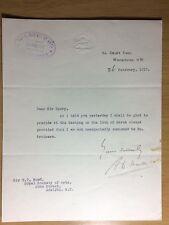 Sir A Daniel Hall -agriculture -Director Rothamstead -John Innes H Inst -1917TLS