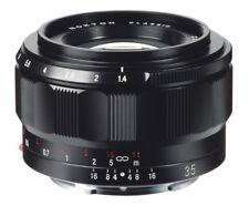 NEW Voigtlander Nokton Classic 35mm f/1.4 Lensfor Sony E Mount BA347A USA