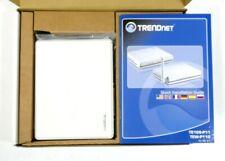 Te100-P11 Trendnet Te100-P11 2-Port Usb/Parallel Print Server 1 x 10/100Base-Tx