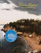 Criterion Collection Moonrise Kingdom - Comedies Blu-ray