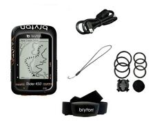 Ciclocomputer Bryton GPS RIDER 450H HRM/GPS BIKE COMPUTER BRYTON RIDER 450H