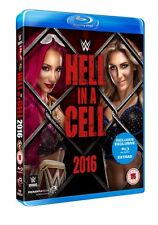 WWE - Hell In A Cell 2016 Event Blu Ray