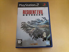 Resident Evil Outbreak - Ps2 Pal UK - usato