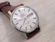 Omega Constellation Chronometer Men's Automatic Day Date Watch