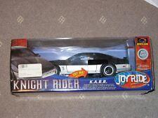 Knight Rider KARR 1:18 Ertl Joyride (mit Scanner) vintage in OVP very rare