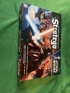 Star Wars Stratego2002 Milton Bradley Board Game Complete