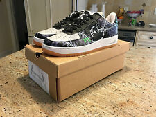 Nike Air Force 1 SBTG Methamphibian us 11, busy, kaws, undefeated, sneaker, AF1