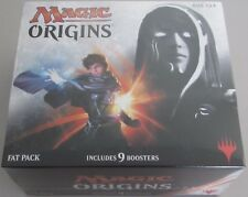 ORIGINS FAT PACK MTG MAGIC THE GATHERING Jace artwork new sealed 9 boosters
