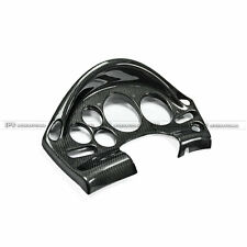 UK- Cluster Surround Interior Replacement (LHD) For Mazda RX7 FD3S Carbon Fiber